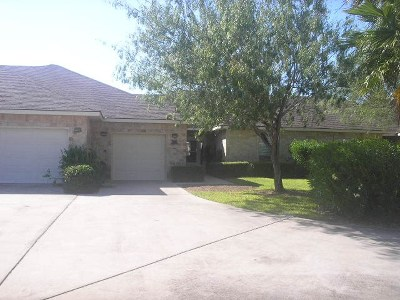 Laguna Vista TX Condo/Townhouse For Sale: $124,900