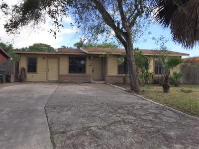 Port Isabel Single Family Home For Sale: 1814 Oklahoma