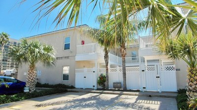 South Padre Island Condo/Townhouse For Sale: 105 E Tarpon Street #3