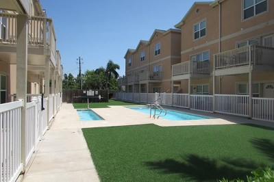 South Padre Island Condo/Townhouse For Sale: 107 E Ling St. #107