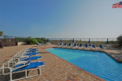 South Padre Island Condo/Townhouse For Sale: 3000 Gulf Blvd. #1005