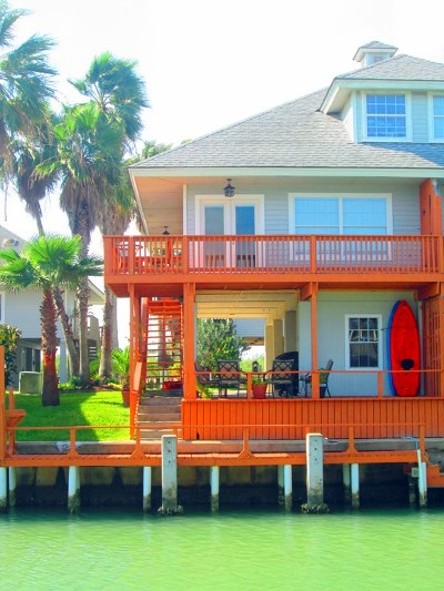 Port Isabel Single Family Home For Sale: 9 W Scallop #2