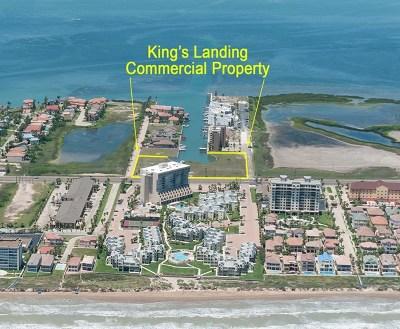 South Padre Island Residential Lots & Land For Sale: Padre Blvd.