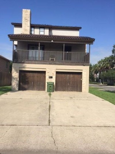 South Padre Island TX Single Family Home For Sale: $315,000