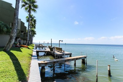 South Padre Island Condo/Townhouse For Sale: 227 W Morningside Dr. #D103