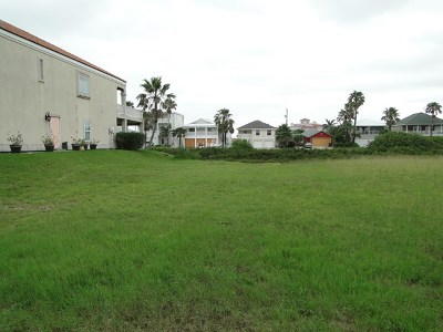 South Padre Island TX Residential Lots & Land For Sale: $105,000