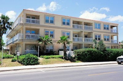 South Padre Island Condo/Townhouse For Sale: 129 E Cora Lee Dr. #306