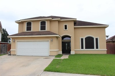 Brownsville Single Family Home For Sale: 3554 Vineyard