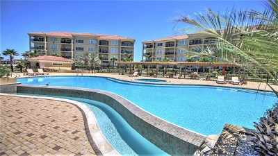 Port Isabel Condo/Townhouse For Sale: 301 E Houston St. #2305