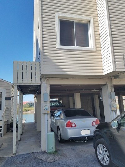 Port Isabel Condo/Townhouse For Sale: 401 E Island Ave. #70B