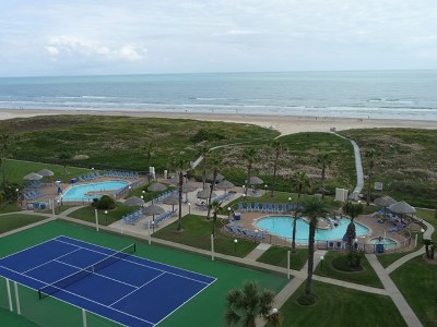 South Padre Island Condo/Townhouse For Sale: 406 Padre Blvd. #802