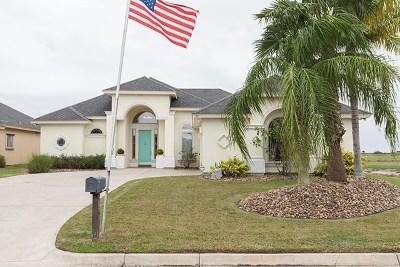 Laguna Vista TX Single Family Home For Sale: $229,900