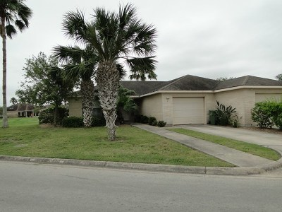 Laguna Vista TX Condo/Townhouse For Sale: $91,400