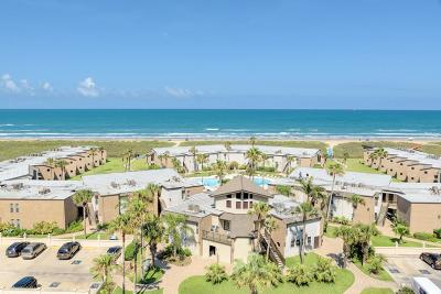 South Padre Island Condo/Townhouse For Sale: 1000 Padre Blvd. #216