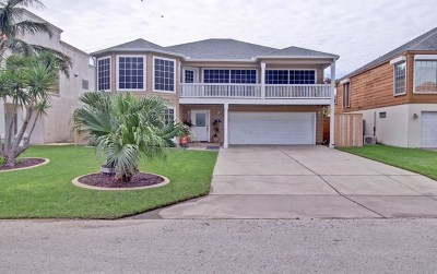 South Padre Island TX Single Family Home For Sale: $495,000