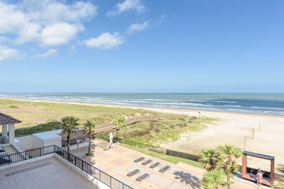 South Padre Island Condo/Townhouse For Sale: 310 Padre Blvd. #322