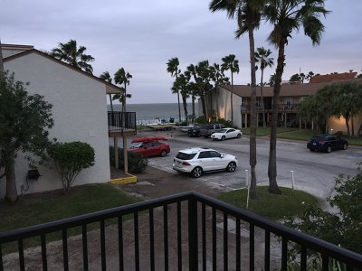 South Padre Island Condo/Townhouse For Sale: 208 W Kingfish St. #A214