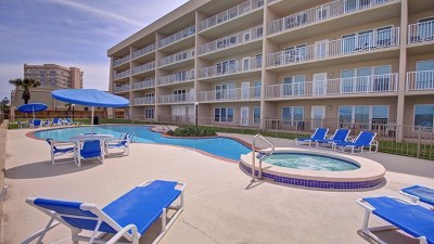 South Padre Island Condo/Townhouse For Sale: 2216 Gulf Blvd. #103