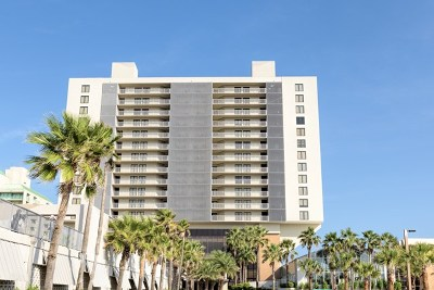 South Padre Island Condo/Townhouse For Sale: 708 Padre Blvd. #1603
