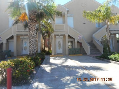 South Padre Island Condo/Townhouse For Sale: 131 E Saturn Lane #5