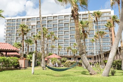 South Padre Island Condo/Townhouse For Sale: 500 E Padre Blvd. #4607