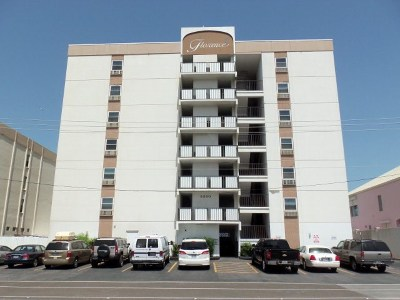 South Padre Island Condo/Townhouse For Sale: 5550 Gulf Blvd. #202