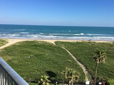 South Padre Island Condo/Townhouse For Sale: 2000 Gulf Blvd. #505