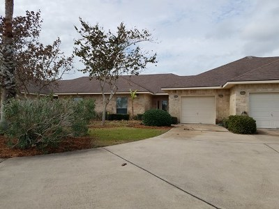 Laguna Vista TX Condo/Townhouse For Sale: $127,000