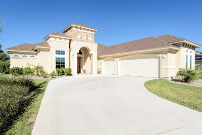Laguna Vista TX Single Family Home For Sale: $319,000