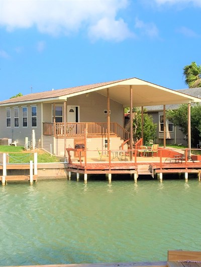 Port Isabel Single Family Home For Sale: 206 Bonnet Drive