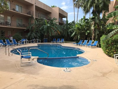 South Padre Island Condo/Townhouse For Sale: 2401 Gulf Blvd. #214