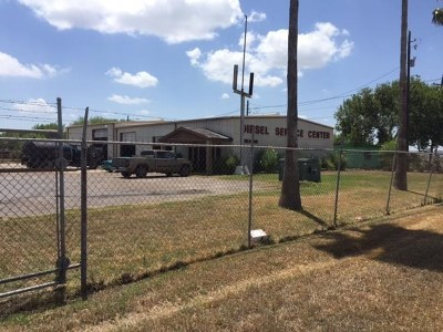 Brownsville Commercial For Sale: 6918 South Padre Island Hwy