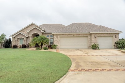 Laguna Vista TX Single Family Home For Sale: $349,900