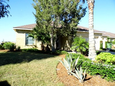 Laguna Vista TX Single Family Home For Sale: $159,500