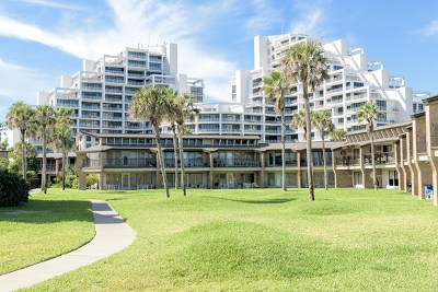 South Padre Island Condo/Townhouse For Sale: 1000 Padre Blvd. #209 N