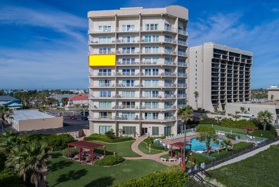 South Padre Island Condo/Townhouse For Sale: 2000 Gulf Blvd. #707