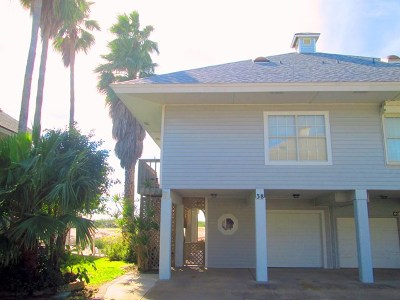 Port Isabel Single Family Home For Sale: 38 W Scallop #2