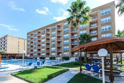 South Padre Island Condo/Townhouse For Sale: 120 Padre Blvd. #109