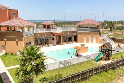 South Padre Island Condo/Townhouse For Sale: 150 E Padre Blvd. #301 Bldg