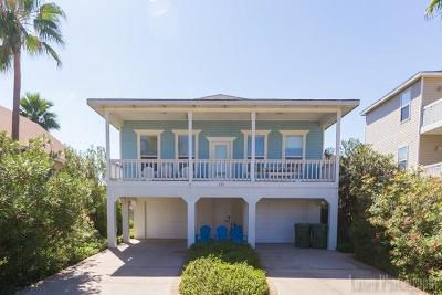 South Padre Island TX Single Family Home For Sale: $448,000