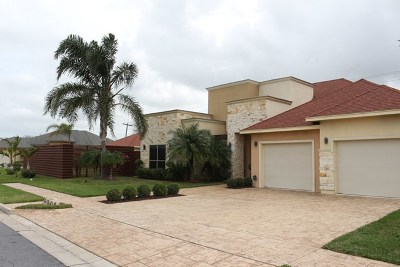 Brownsville Single Family Home For Sale: 4004 Lake View Dr.