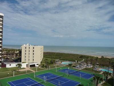 South Padre Island Condo/Townhouse For Sale: 406 Padre Blvd. #704