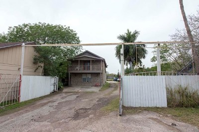 Brownsville Single Family Home For Sale: 1325 Honeydale Rd.