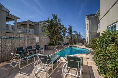 South Padre Island Condo/Townhouse For Sale: 109 E Retama #3