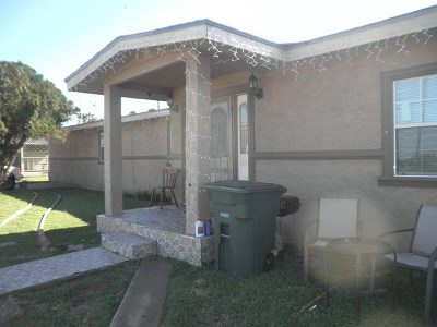 Port Isabel Single Family Home For Sale: 1617 N North Shore