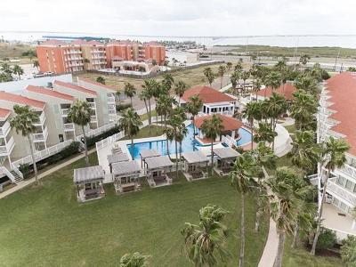 South Padre Island Condo/Townhouse For Sale: 200 Padre Blvd. #2106