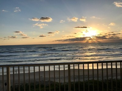 South Padre Island Condo/Townhouse For Sale: 5600 Gulf Blvd. #500