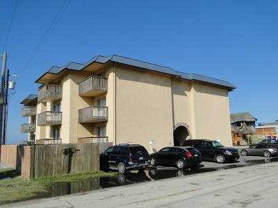 South Padre Island TX Condo/Townhouse For Sale: $195,000