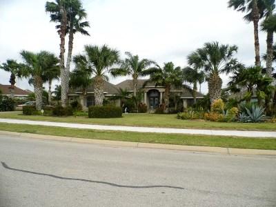 Laguna Vista Single Family Home For Sale: 1 Laguna Madre Dr.