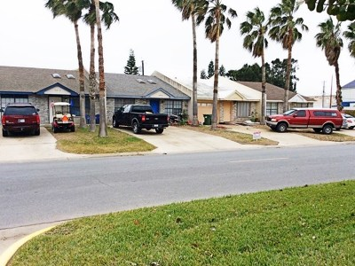 South Padre Island Condo/Townhouse For Sale: 109a E Morningside Dr. #109A